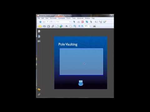 Adding Video To A PDF In Adobe Acrobat