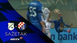 HNTV sažetak: RIJEKA vs DINAMO 1:1 (27.kolo, MAXtv Prva liga 16/17)