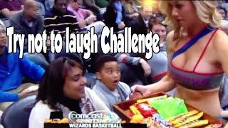 DIKKE TIETEN - Try not to laugh challenge
