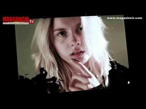 Aleyna Tilki 18 Yaş Bostancı Konseri Muhteşem Sahne