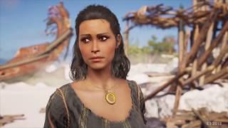 Assassin's Creed Odyssey - Full Kassandra Gameplay Demo