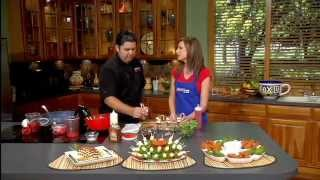 Festive holiday christmas appetizer recipes   Dessert shooters   Chef Cristian Feher