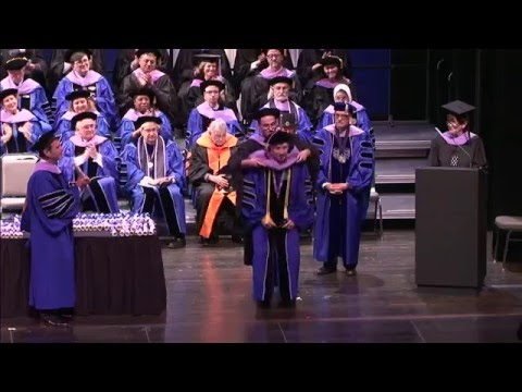 2016 UB School of Dental Medicine Commencement, Part 2 of 2