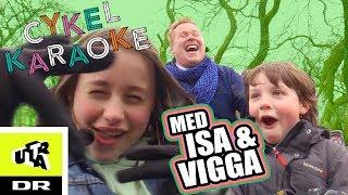 Cykel Karaoke med Isa og Vigga fra BaseBoys | Ultra
