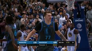 Golden State Warriors vs Dallas Mavericks : November 17, 2018