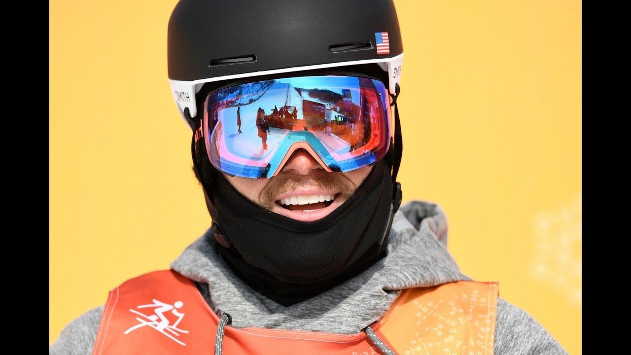 Fans celebrate freestyle skier Gus Kenworthy and boyfriend sharing televised kiss