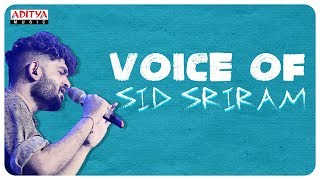 Voice of Sid Sriram 🎤 Songs Jukebox 🎧 || Sid Sriram