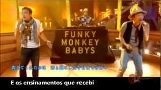 Funky Monkey Babys - Ato Hitotsu legendado em português あとひとつ