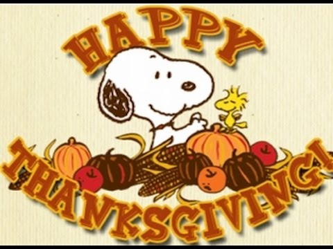 A Charlie Brown Thanksgiving full story movie episode - best app demos for  kids - YouTube