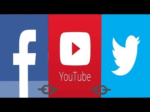 How to Link your YouTube,Facebook and Twitter - AskRam ...