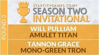SCGINVI Round 3 Will Pulliam vs Tannon Grace Modern
