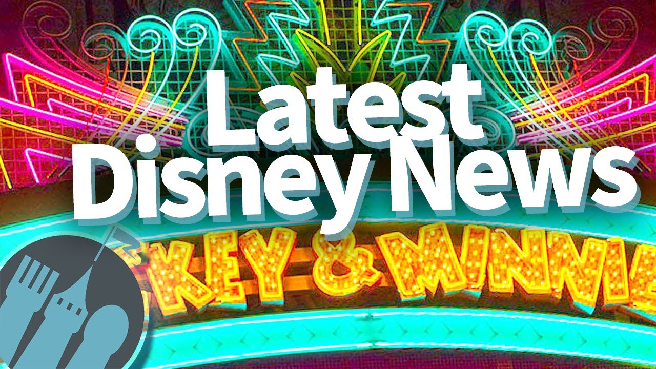 Latest Disney Parks News: NEW Animatronics, Ride Refurbs and Even More FastPass Changes!