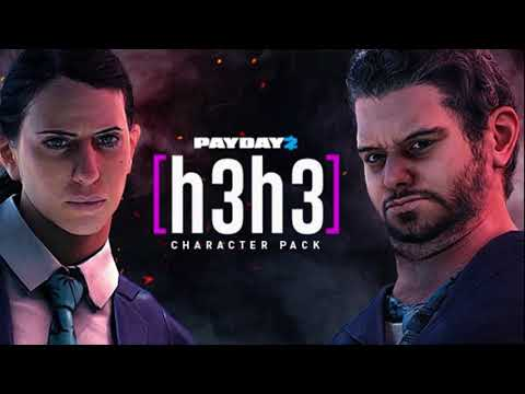 Ethan and Hila Character Voice Lines (payday2 new dlc)