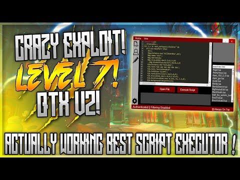 [OMFG] ✅ CRAZY ROBLOX HACK/EXPLOIT!!! ✅ | QTX ! | ACTUALLY WORKING BEST SCRIPT EXECUTOR!! (WORKING!)