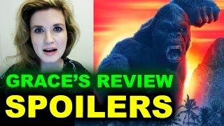 Kong Skull Island SPOILERS Movie Review