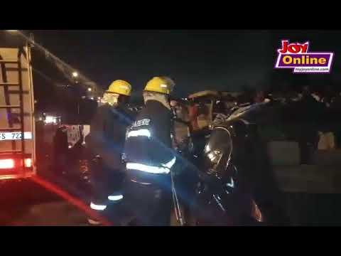 Fatal Achimota accident