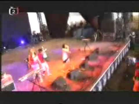 Le Tigre - Deceptacon - live Belfort, France 2005