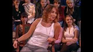 Жанна Фриске в программе «Сто вопросов к взрослому».