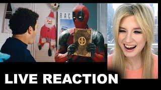 Once Upon a Deadpool Trailer REACTION