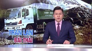 VTC14 | Lúng túng xử lý nạn đổ trộm rác thải công nghiệp