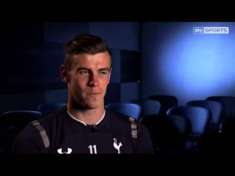 Gareth Bale - Extended Interview