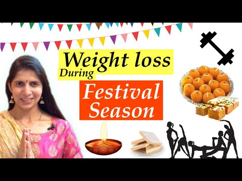 How to stay Fit & Lose Weight During Diwali | Weight Loss Tips | In Hindi