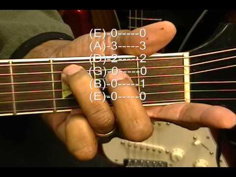 Guitar Chord TABS Tutorial #130 America MAGIC Style Acoustic Chords Lesson EricBlackmonMusic