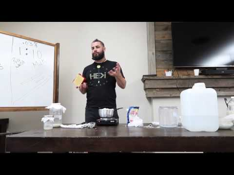 How to: Cheese from L.A.B. curds