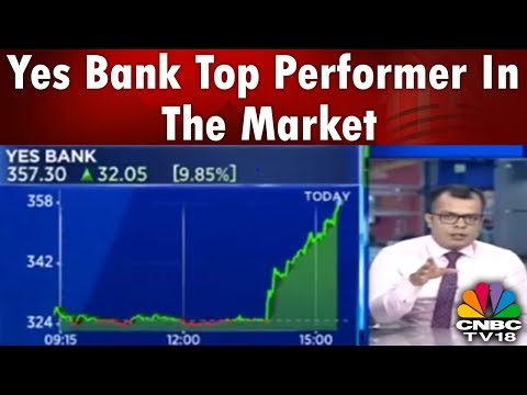 Markets Today | Sensex vaults Over 200 Points, Nifty Tops 10,600 at End, Yes Bank Top Performer