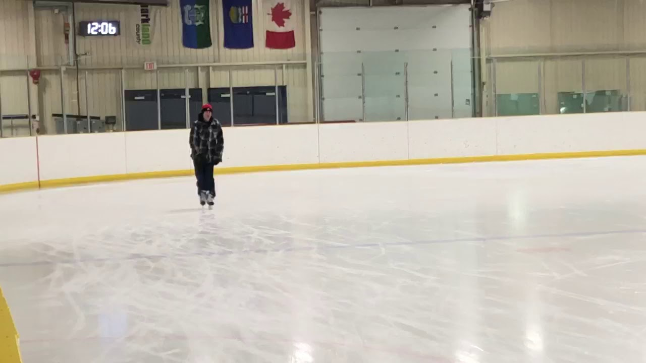 Post Stroke Skating