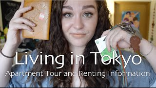 Tokyo Apartment Tour + Moving Information