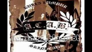 A.C.A.B-We Are The Skins