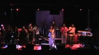 "Kendra Ross performing ""Real Deal"" Live"