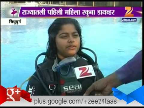 Ladies Special Scuba Diving As A Profession