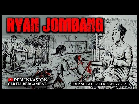 RYAN JOMBANG - Cerita Gambar - Cerita Bergambar
