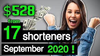 17 Highest Paying URL Shortener 2020 (in September + PAYMENT PROOFS) Make Money With URL Shortener