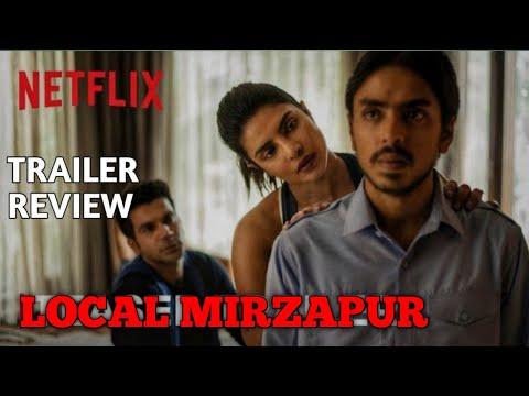 The white tiger | teaser trailer | priyanka rajkumaar || trailer review of the white tiger trailer