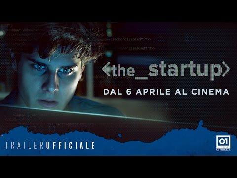THE STARTUP (2017) di Alessandro D'Alatri - Trailer Ufficiale HD