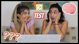 Είδαμε πόσο IQ έχουμε || fraoules22