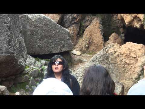 Our tour guide in Cusco, Peru