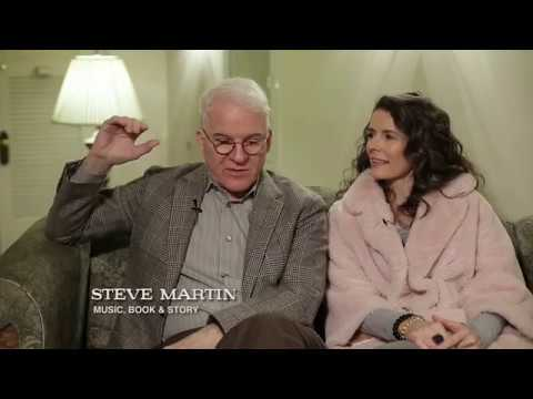 Steve Martin and Edie Brickell talk about BRIGHT STAR, coming to Houston March 13 - 25