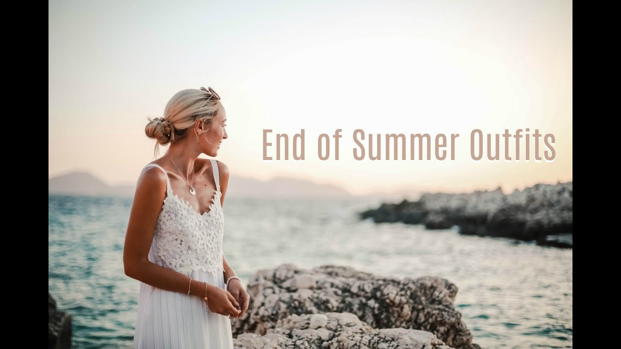 [VIDEO] - END OF SUMMER HOLIDAY OUTFITS  // What I Wore in Kefalonia // Fashion Mumblr 6