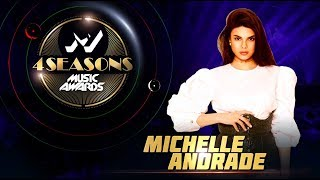 MICHELLE ANDRADE - Hasta la Vista, M1 Music Awards 2018