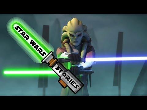 Kit Fistos Story (The Clone Wars)