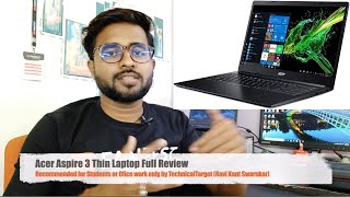 Acer Aspire 3 Thin A315-22 Laptop Review || Best Laptop under 20000 Rupees || Best Budget Laptop