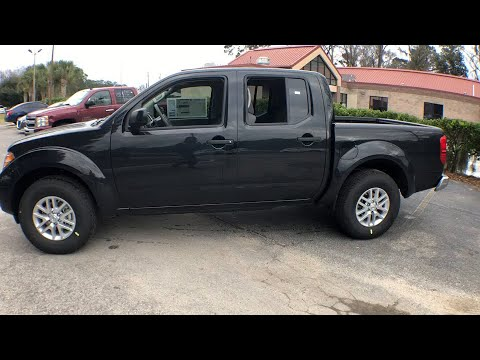2019 Nissan Frontier Pooler, Bluffton, Statesboro, Hinesville, Savannah, GA KN734304