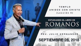 Libro de Romanos (Lección 6) -  Julio E. Hernandez