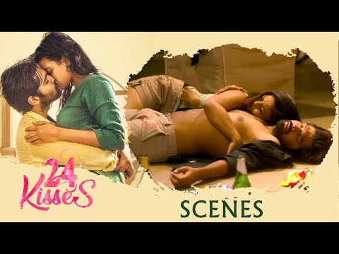 24 Kisses Hindi Movie Scenes - Adith Arun Living Together - Hebah Patel Leaves From Adith House