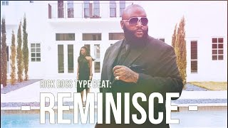 "T.I. feat. Rick Ross type Beat 2015 ""Reminisce"" (prod.by Krissi O & Pablo)"