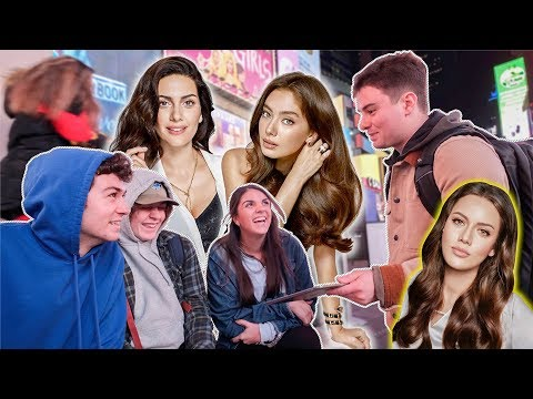 NYC Strangers Pick the Most Beautiful Turkish Celebrity
